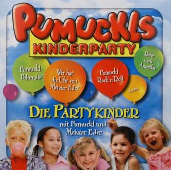 Pumuckls Kinderparty